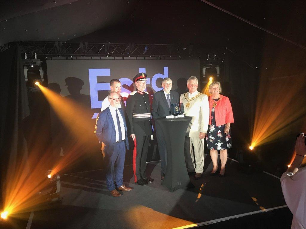 OE Electrics Queens Award